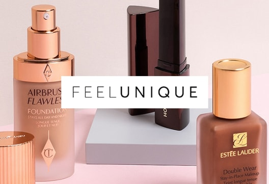 Enjoy a 21% Saving When You Buy From Feelunique