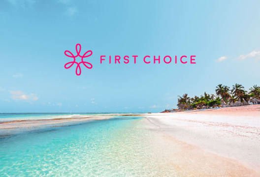 £100 to be Saved on Lots of Holidays at First Choice