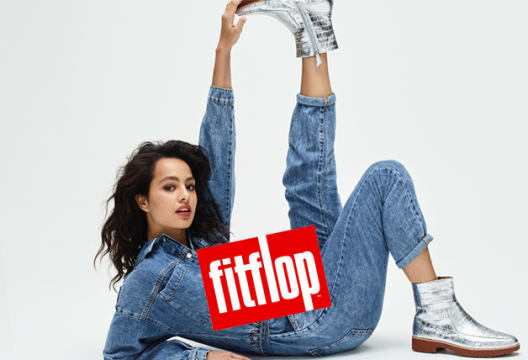 Up to 60% Off in the End of Season Sale at FitFlop Plus an Extra 20% Discount on Sale Items