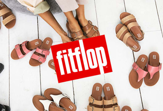 Bag a 15% Saving on Full Price Items at FitFlop