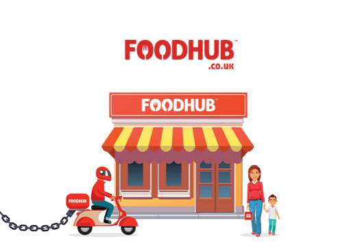 Save £3.50 Off First Orders Over £10 at Foodhub