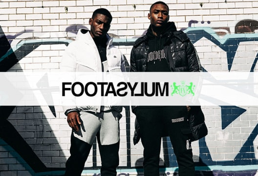 Shop at Footasylum to Get 20% Off All Items in the 20% Off Collection