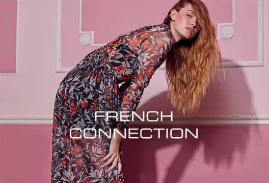 Grab an Extra 20% Discount on Sale Items at French Connection