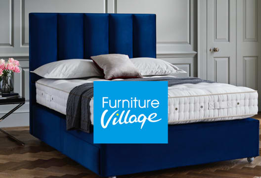 Save £85 When You Spend £850+ at Furniture Village