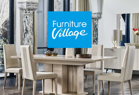 Save as Much as 50% on Clearance Lines + an Extra 10% at Furniture Village