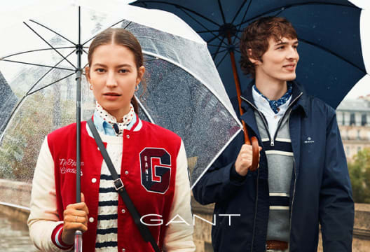 Shop and Save Up to 50% Off Orders in the Sale at GANT