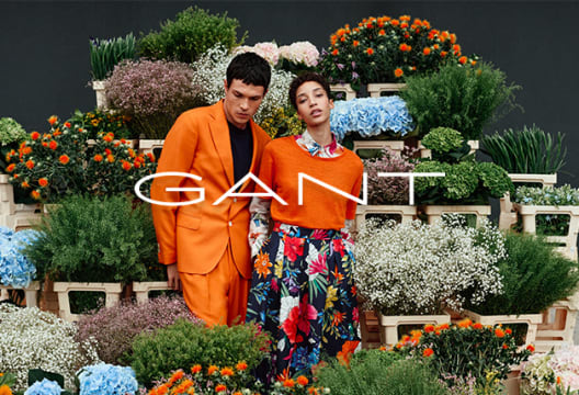 GANT Summer Sale - Grab a 50% Discount on Selected Orders