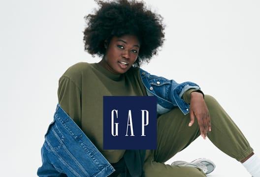 GAP Mid Season Sale: Up to 70% Off Orders