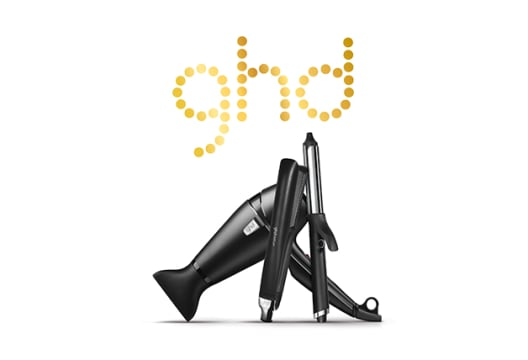 Register for the Newsletter for a 10% Discount on Your First Order at ghd
