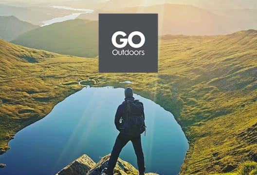 Find 50% Savings in the Sale at Go Outdoors