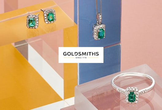 Enjoy a 15% Saving on Your Goldsmiths Purchases