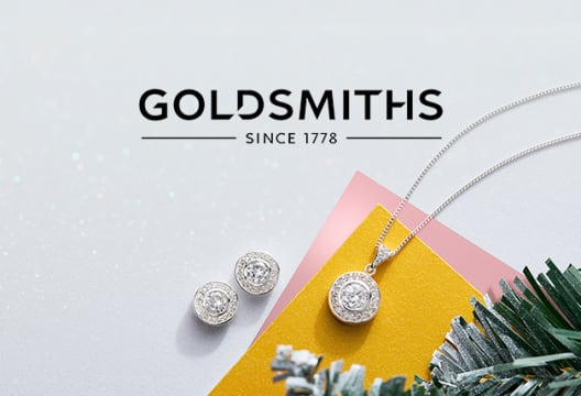 Shop and Save 15% on Full Priced Orders at Goldsmiths