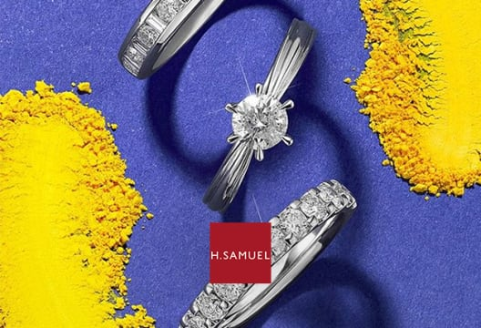 Spend £150+ to Get a £25 Saving at H.Samuel