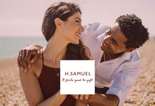 Find Extra 20% Savings on Discounted Orders at H.Samuel