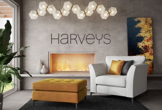 Harveys Furniture is Now in Administration - Click for More Information
