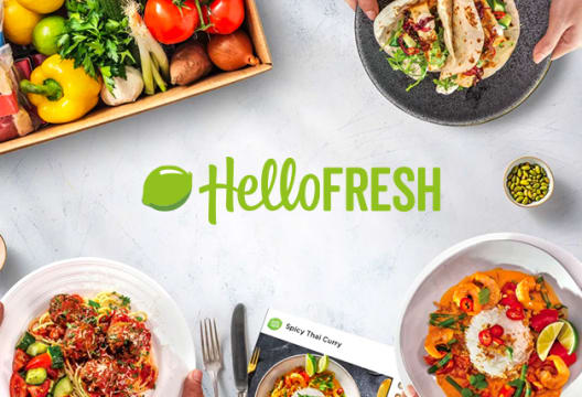 Save 50% at HelloFresh on Your First Box and 35% on the Next 3