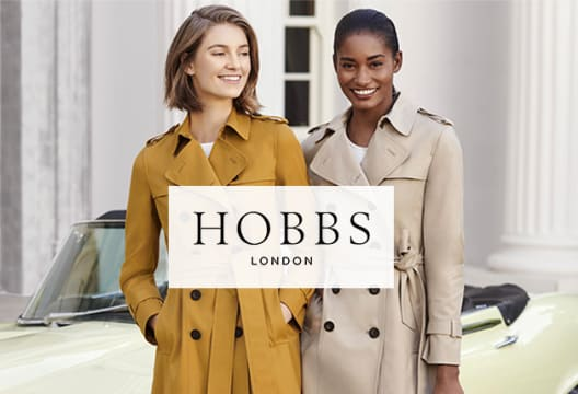 Hobbs is Offering 20% Off Full Price Orders