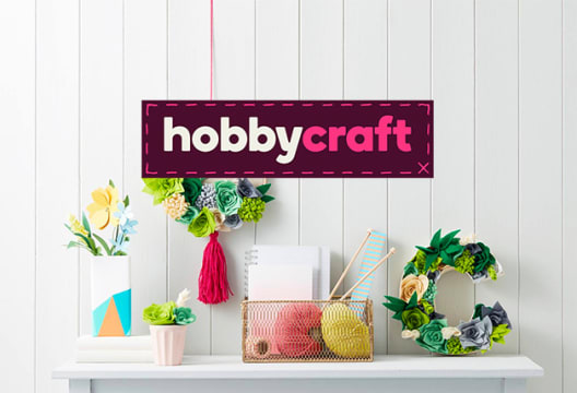Art Sale: Shop Now and Save up to 50% at Hobbycraft