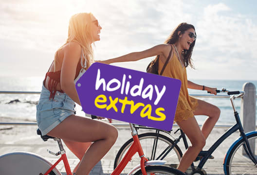 Get a 15% Discount Using This Code on Airport Parking at Holiday Extras