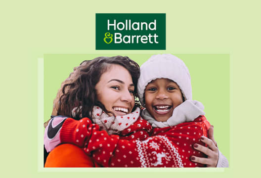 15% Off First App Orders at Holland & Barrett