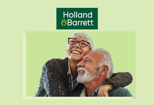 20% Off First App Orders | Holland & Barrett Promo Code