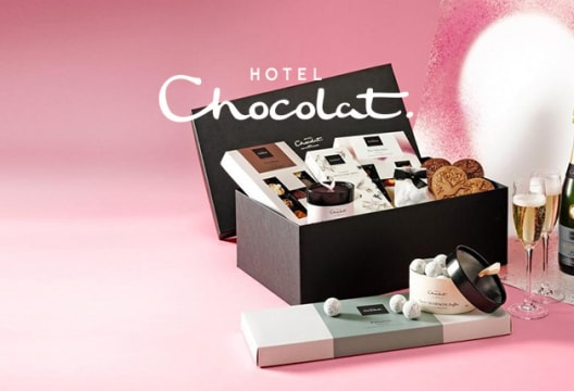 Don't Miss Out on Amazing Offers and Deals Sign up to the Newsletter at Hotel Chocolat