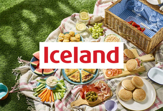 Don't Miss the Chance to Save £8 on Your First Order Over £60 at Iceland