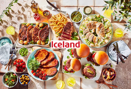 Save £5 when You Spend £45 at Iceland