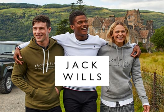 Extra 20% Discount When You Shop the Outlet at Jack Wills