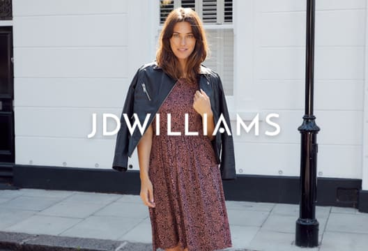 Extra 20% Off Fashion, Footwear and Lingerie at JD Williams