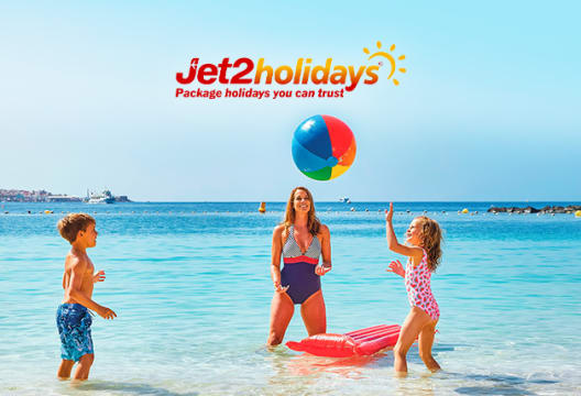 At Jet2Holidays Use this Code and Save £100pp on 2021/2022 Holiday Bookings