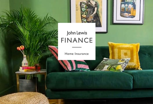 Want Unlimited Buildings and Contents Cover? Get the Gold Policy at John Lewis Home Insurance
