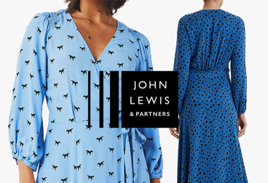 Free Delivery on Orders Over £50 at John Lewis & Partners