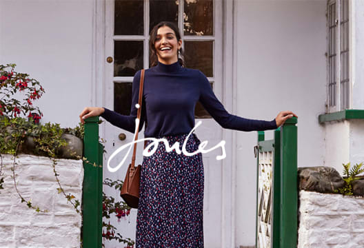 The Black Friday Sales Have Begun at Joules! Save up to 60%