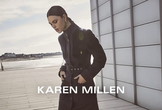 Get an Additional £10 Saving on Sale Orders Over £100 at Karen Millen