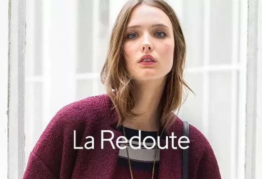 Save up to 30% on Fashion Purchases at La Redoute