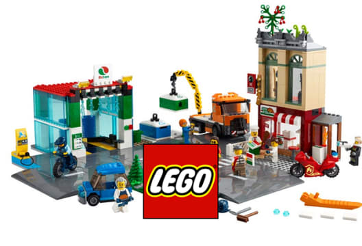 Save up to 30% on Selected Products at LEGO