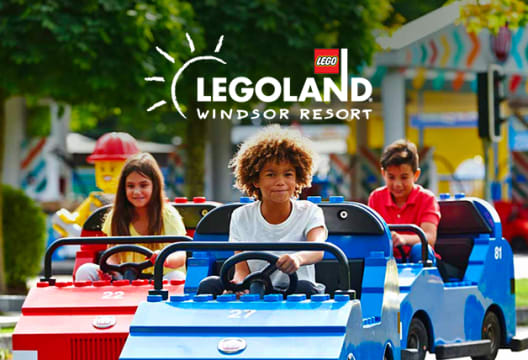 Save at LEGOLAND Windsor and Get Tickets for 40% Less