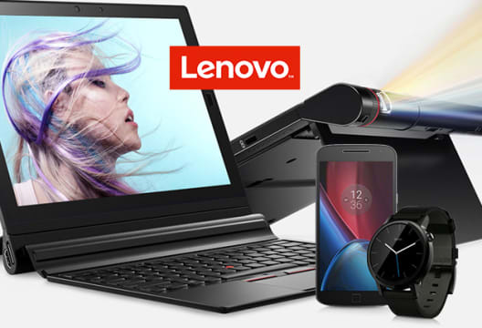 Get Your Lenovo Orders Over £50 Shipped for Free