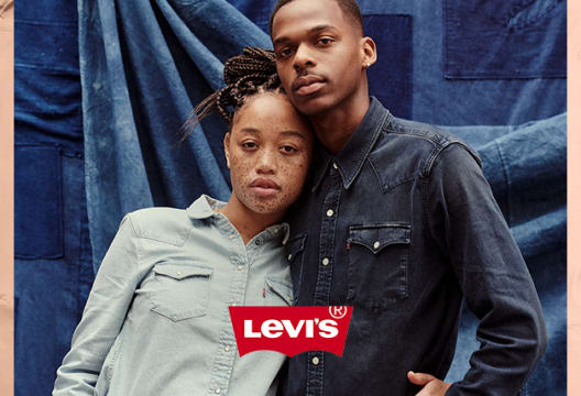 At Levi's Discover up to 40% Savings in the Sale