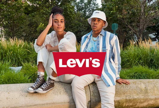 Levi's: Enjoy Free Delivery and 10% Off Your Order with Newsletter Sign-ups