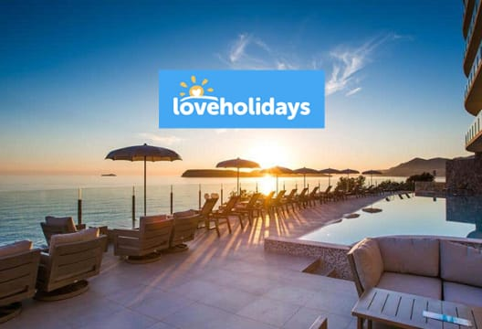 Book Online and Save up to 40% on Holiday Bookings at loveholidays.com