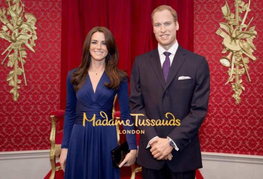 Enjoy 45% Off Tickets at Madame Tussauds London