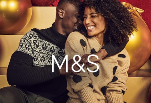 Save up to 30% on Orders in the Marks & Spencer Sale