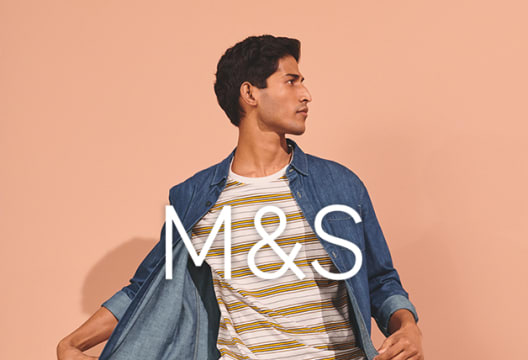 Save 10% on Clothing, Beauty & Homeware with Membership Sign-ups at Marks & Spencer