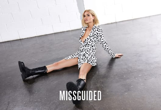 Don't Miss up to 60% Discount on Your Missguided Purchase