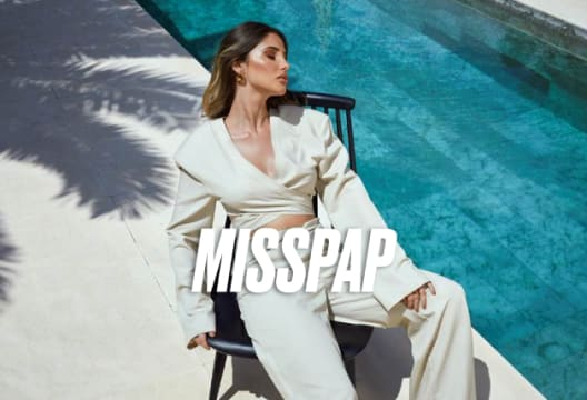 Get 25% Off Selected Beauty Lines at Misspap
