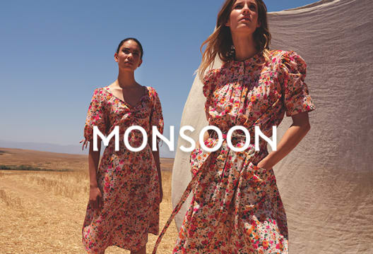 Up to 50% Off Monsoon Winter Sale Spends