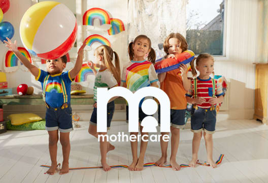 Shop and Save Up to 25% Off Mothercare Orders