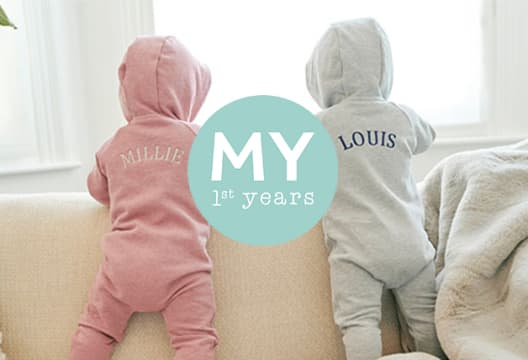 Save 25% on Your £75+ Shop at My 1st Years